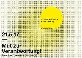 Internationaler Museumstag > Mut zur Verantwortung