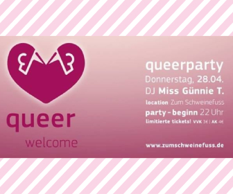 AStA Queer Party ab 22h